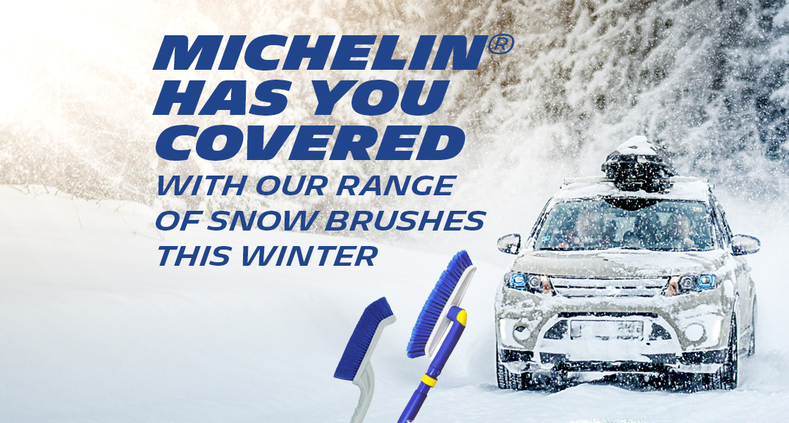 Michelin Snow Brushes