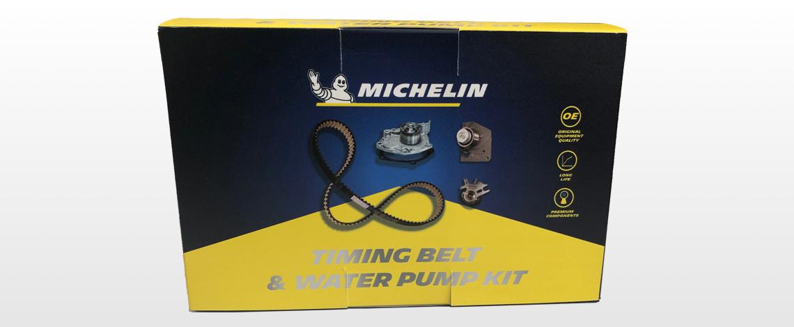 MICHELIN Serpentine Drive Belt SMAMV6PK1175